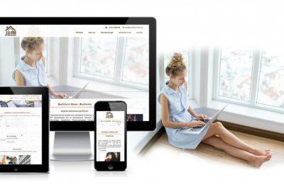 Strona dla Baufirma Hanau