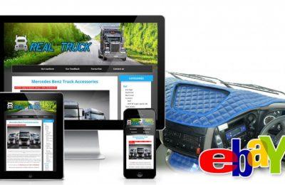 Szablon Ebay dla Real Truck