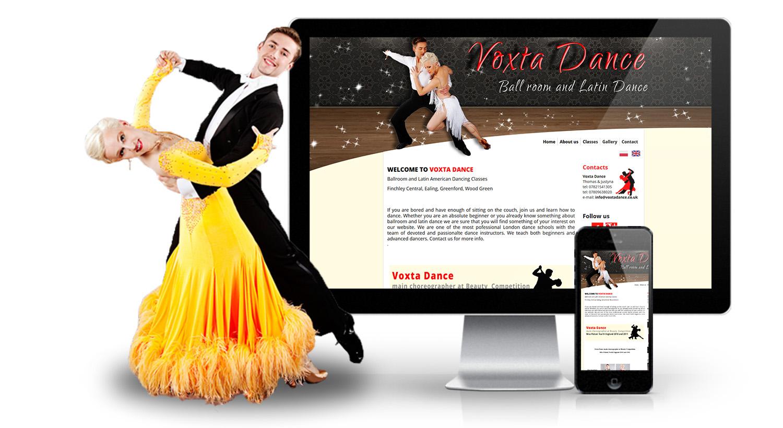 Voxta Dance