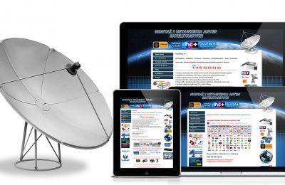 Montaz i Ustawienia Anten Satelitarnych