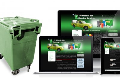 TJ Wheelie Bin Cleaning Services