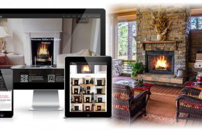 Strona dla Fireplace Services