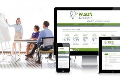Strona dla Szkolenia Pason